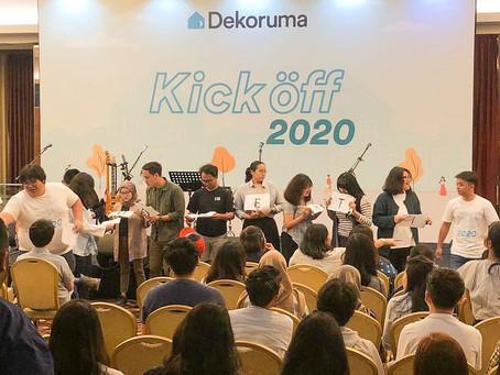 Dekoruma event at Citywalk Sudirman