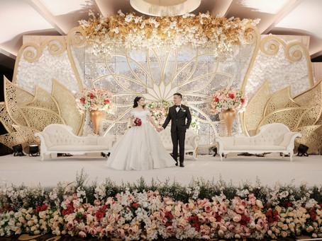 Wedding Halim & Nia @Citywalk Sudirman