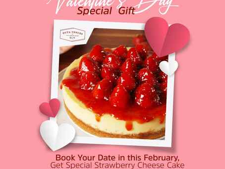Valentine's Day GIFT for you!
