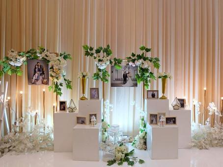 Paul & Metta Wedding Reception at Citywalk Sudirman