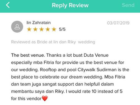 A Review at Bridestory