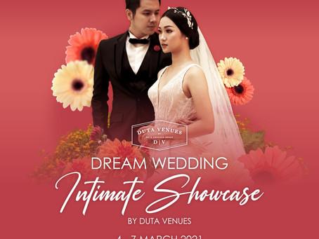 Dream Wedding Intimate Showcase