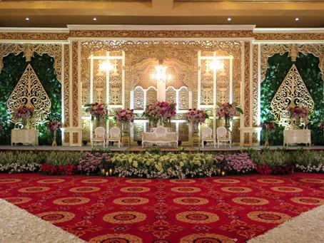Akan Menikah dalam Waktu Dekat Ini, Babes? Wedding Decoration Ini Bisa Jadi Pilihanmu!