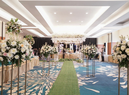 Wedding Layout at Agro Plaza Function Hall