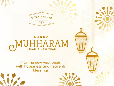 Happy Muharram Day !