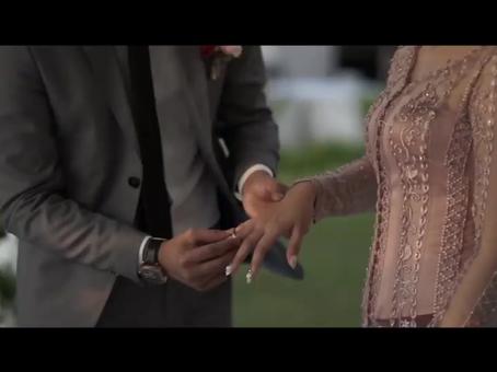 The Wedding of Riky & Iin at#DutaVenues Rooftop Citywalk Sudirman