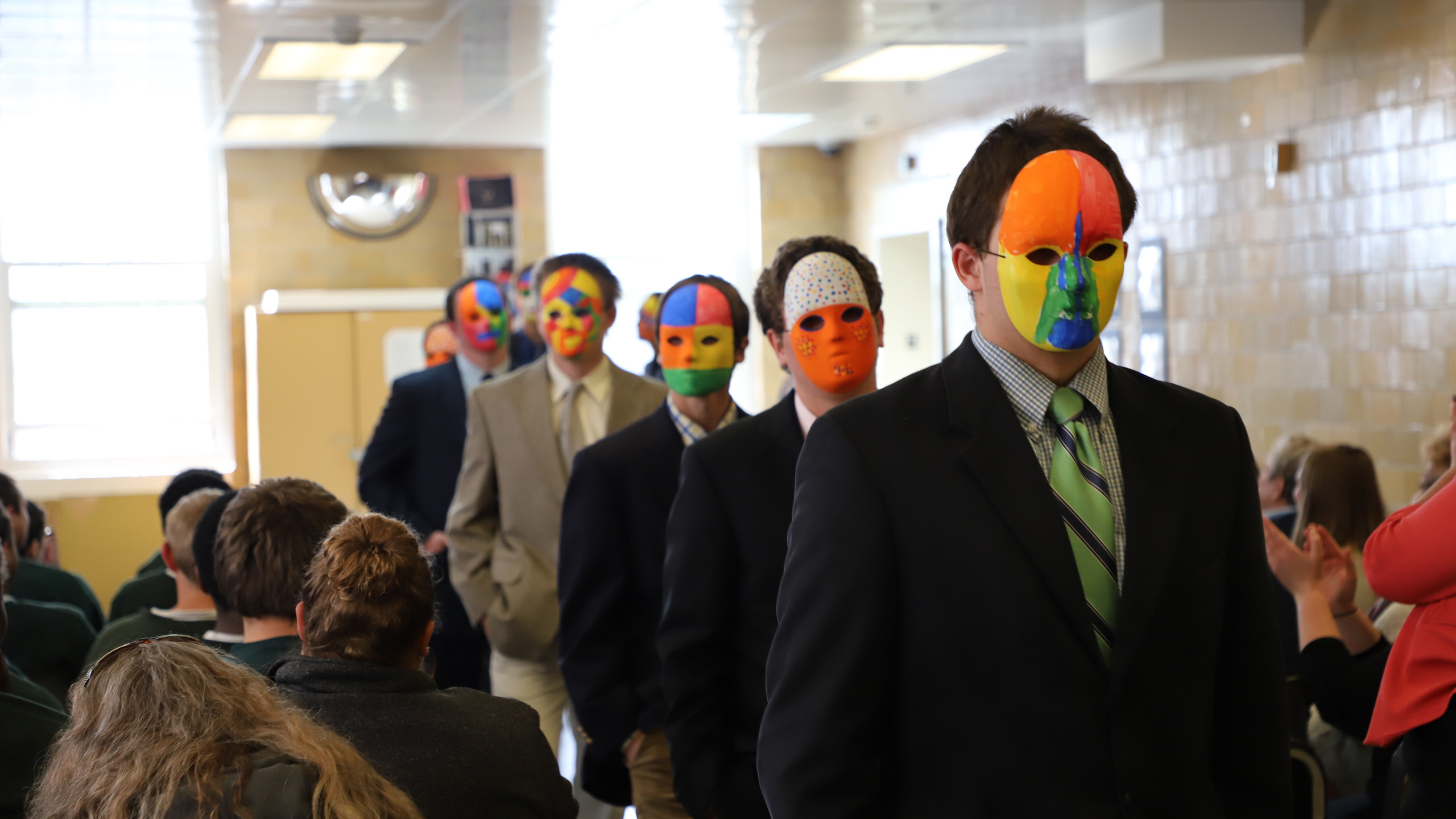 Dress Your Best Masks