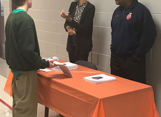 Pendleton hosts a 2018 Career Fair