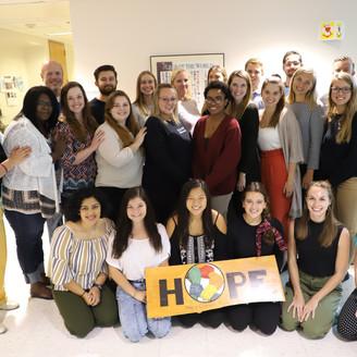 2019 HOPE Team