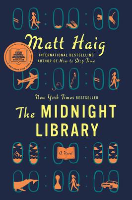 Katina's Pick:  The Midnight Library by Matt Haig