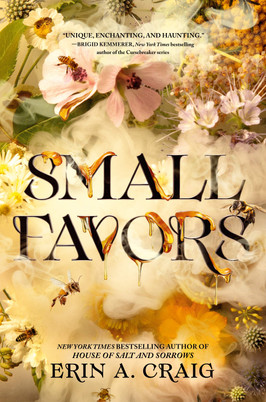Brooke's Pick:  Small Favors by Erin A. Craig