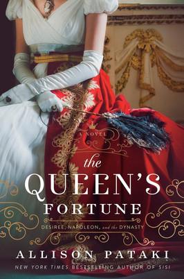 Brooke's Pick:  The Queen's Fortune by Allison Pataki