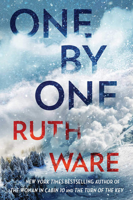Laura's Pick:  One by One by Ruth Ware