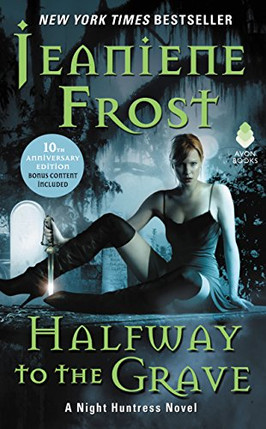 Katie's Pick:  Halfway to the Grave by Jeaniene Frost