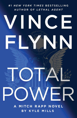 Dione's Pick:  Total Power by Vince Flynn