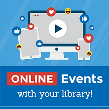 Online Events with Your Library - Square