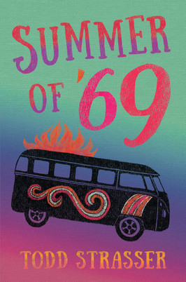 Brooke's Pick:  Summer of '69 by Todd Strasser