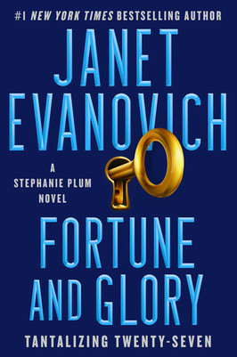 Heather's Pick:  Fortune and Glory by Janet Evanovich