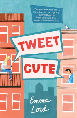 Brooke's Pick:  Tweet Cute by Emma Lord