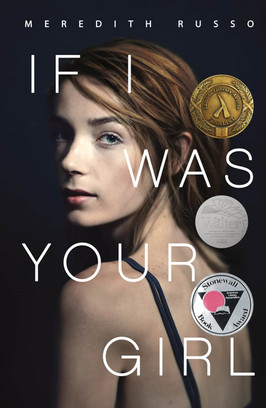 Brooke's Pick:  If I Was Your Girl by Meredith Russo
