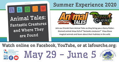 SE20 - Animal Tales Fantastic Creatures