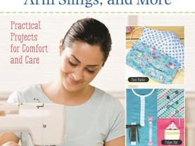 Kathy's Pick:  Sewing Face Masks, Scrub Caps, Arm Slings, & More by Angie Herbertson