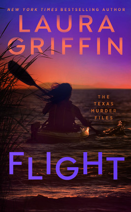 Dione's Pick:  Flight by Laura Griffin