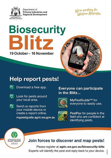 1222-20 Biosecurity Blitz 2020 flier_Pri