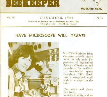 Have Microscope will Travel