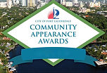 City of Fort Lauderdale Community Appearance Award