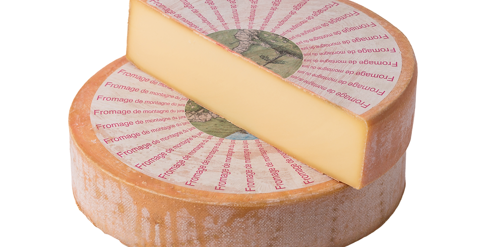 Сыр Жура Монтань 52% жирн.