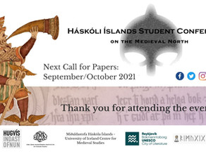 Icelandic 'Viking' Nicknames - My First Conference Paper