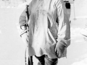 Nickname of the Week - Simo 'White Death' Häyhä