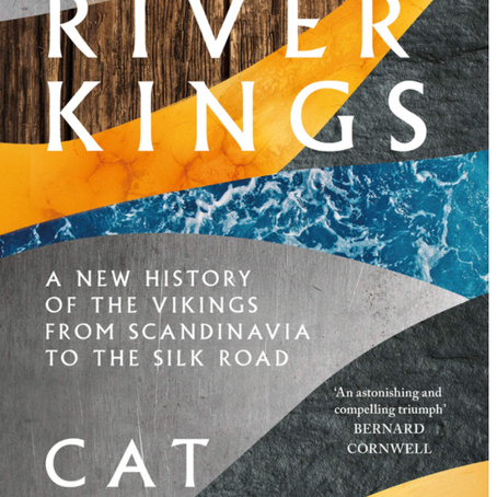 River Kings by Cat Jarman: A Review