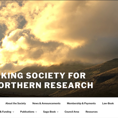 The Viking Society for Northern Research