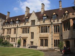 St Cross College, Oxford
