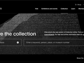 The British Museum's Online Collection