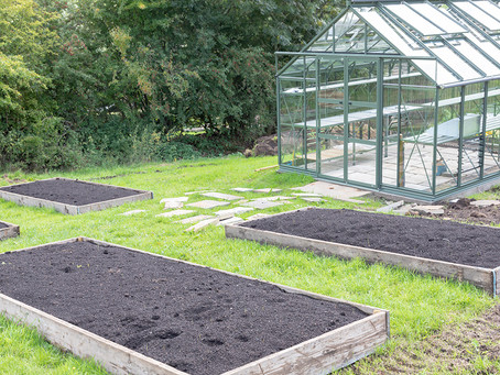 How To Prepare A Raised Bed For Winter