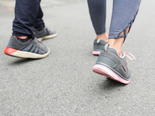 Walking Reduces Lower Back Pain