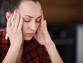 Two Simple Steps to Lessen Migraines