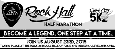 Rock Hall Marathon Logo Picture