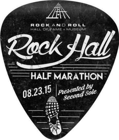 Rock Hall Marathon Logo