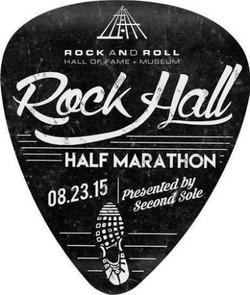 Rock Hall Marathon Logo
