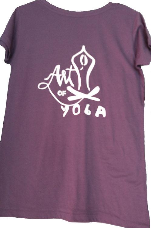 Art of Yoga T-shirt
