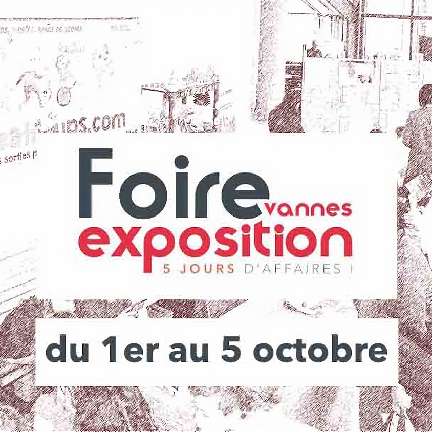 Foire Expo de Vannes 2020