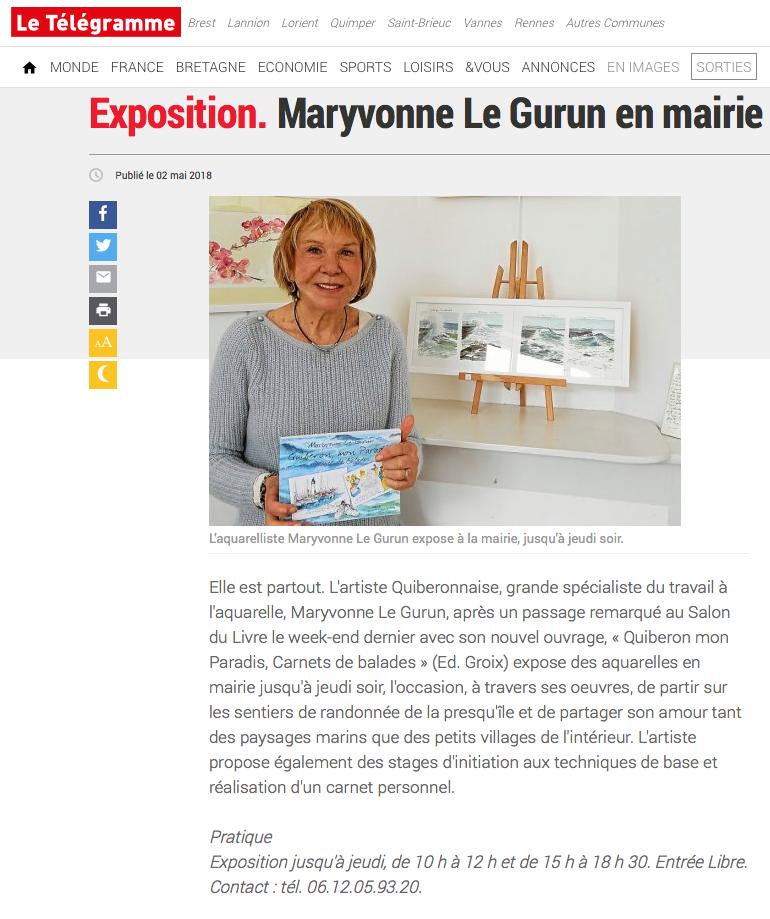 Maryvonne_Le_Gurun_Télégramme.png