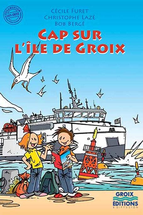 Cap sur l'île de Groix
