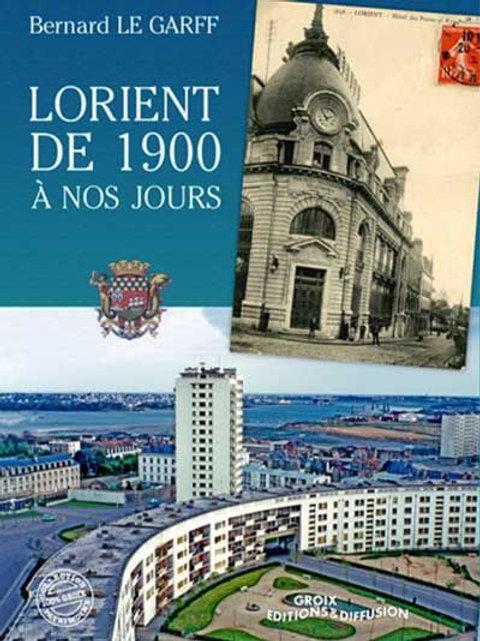 Lorient de 1900 à nos jours