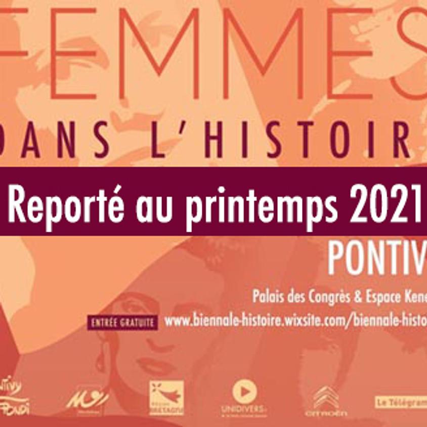 Biennale d'Histoire de Pontivy 2020 reporté à 2021
