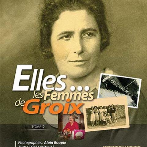 Elles, les femmes de Groix, T2